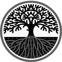 tree with roots logo - Google Search