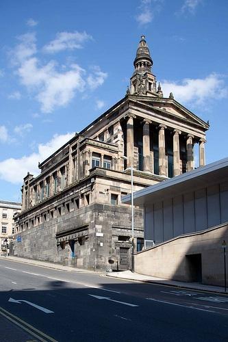 St Vincent Street Church, Glasgow - Alexander (Greek) Thomson