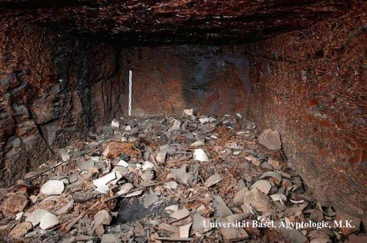 Arqueólogos descobrem tumba do século 14 aC. com 60 múmias da realeza egípcia - Fotos - R7 Internacional
