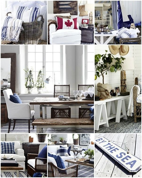 White and bright - perfect for creating a nautical feel in your home | These pieces are from the Artwood of Sweden range available at Greenslades Furniture www.greensladesfurniture.co.nz