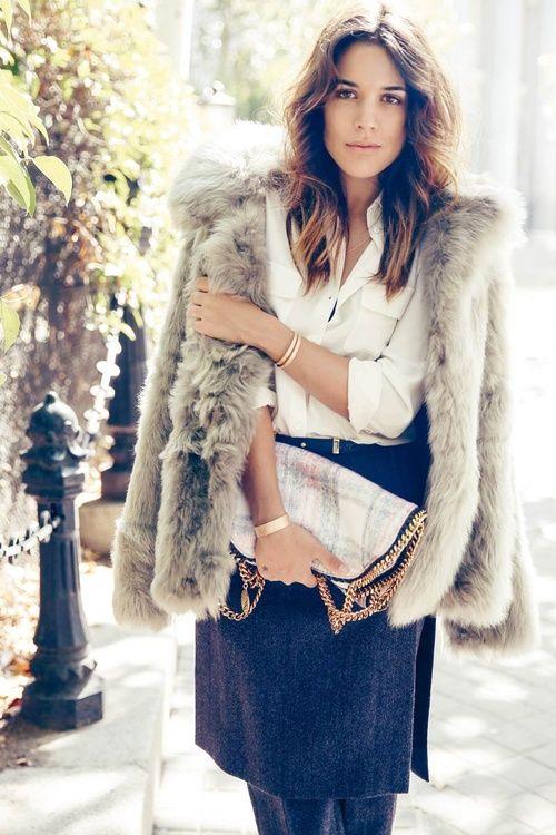 perfect winter fashion! croissantsandcashmere.tumblr.com