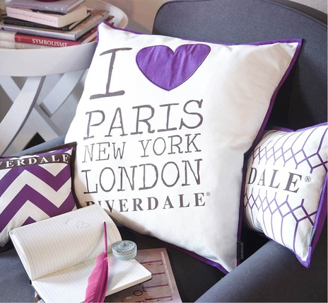 Riverdale Joy of Living > Collectie > Downtown Glamour