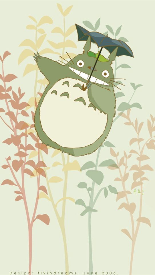 Totoro!!