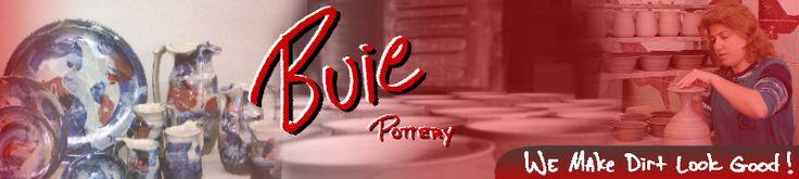 Buie Pottery ~See my Gatlinburg Vacation Rental at: www.vrbo.com/558850 or  http://www.facebook.com/MyGrandviewCabin~