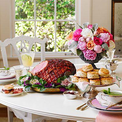 A Complete Menu for an Elegant Easter Brunch