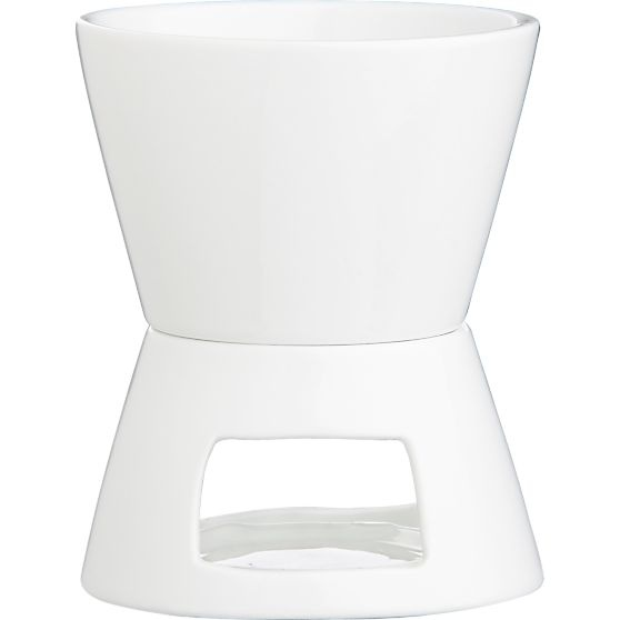 Individual Butter Warmer in Specialty Serveware | Crate and Barrel