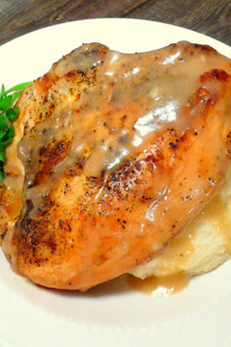 Slow Cooker Roast Chicken And Gravy Recipes — Dishmaps