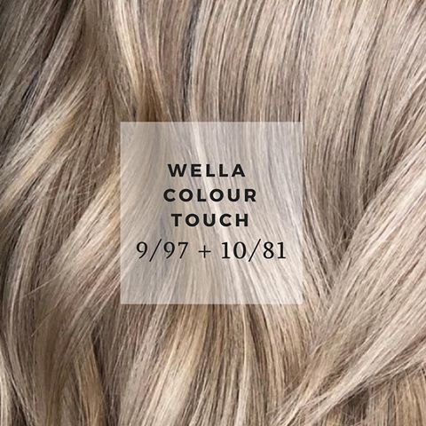 Gefundene Bilder für 9/97 wella color touch query