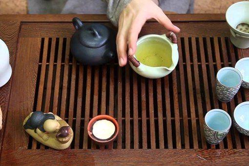 Чайный Монах