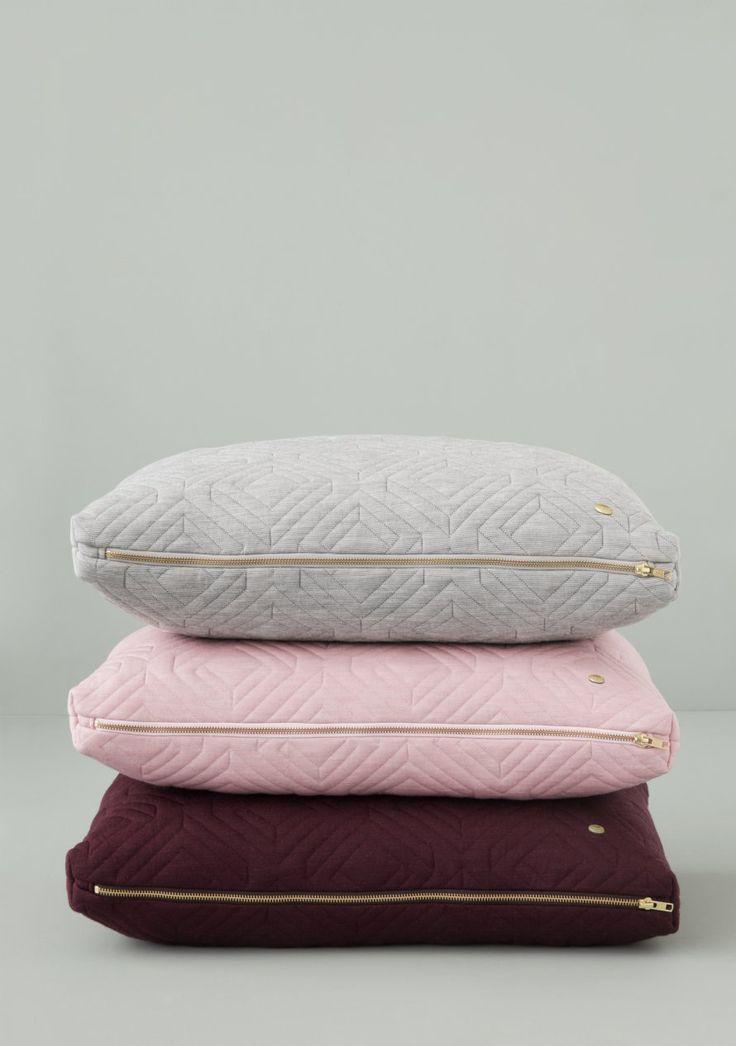 Coussins / Cushions/ Ferm Living, les nouveautés automne-hiver 2015! - Marie Claire Maison