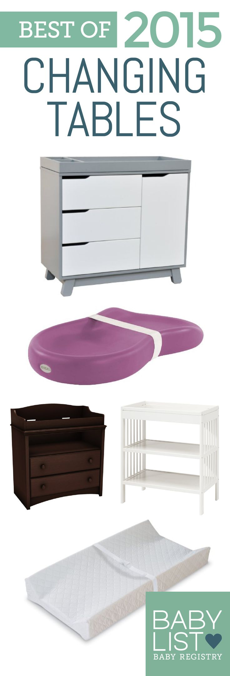 Let's be honest- no one likes dirty diapers. But with these top picks, diaper changing can actually be easy and stylish!