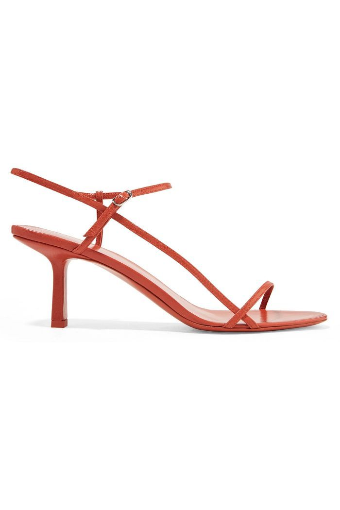 31a6416449e79 The Row Nude Leather Sandals. The Row Nude Leather Sandals French Outfit