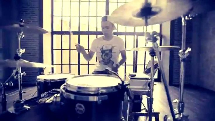 Drum cover by Maxim Potapov - ARCHITECTS - Dead Man Talking #drummer