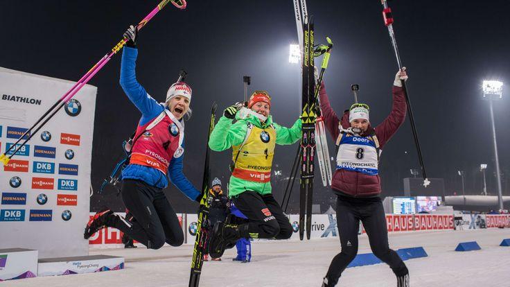 World Cup 7: Pyeongchang - International Biathlon Union - IBU