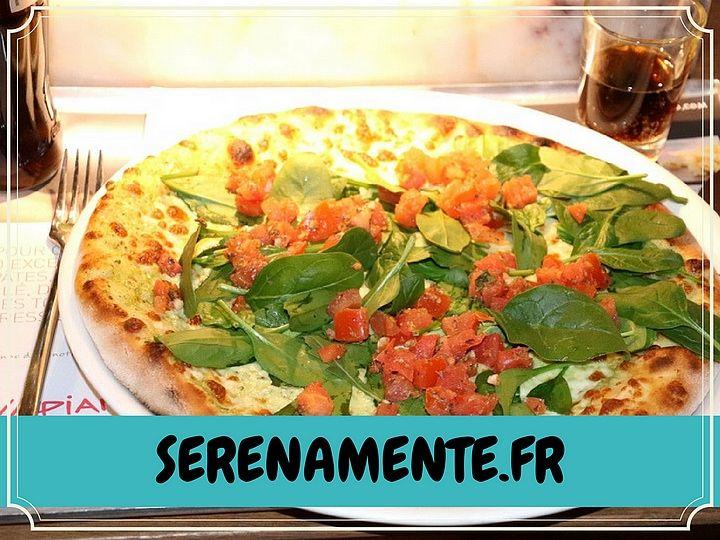 Découvrez vite mon avis sur les nouveautés vegan et végétariennes chez Vapiano ! Un pur délice ! N'hésitez pas à participer à mon concours sur Instagram ! #vapiano #vegetarien #vege #vegan #pizza