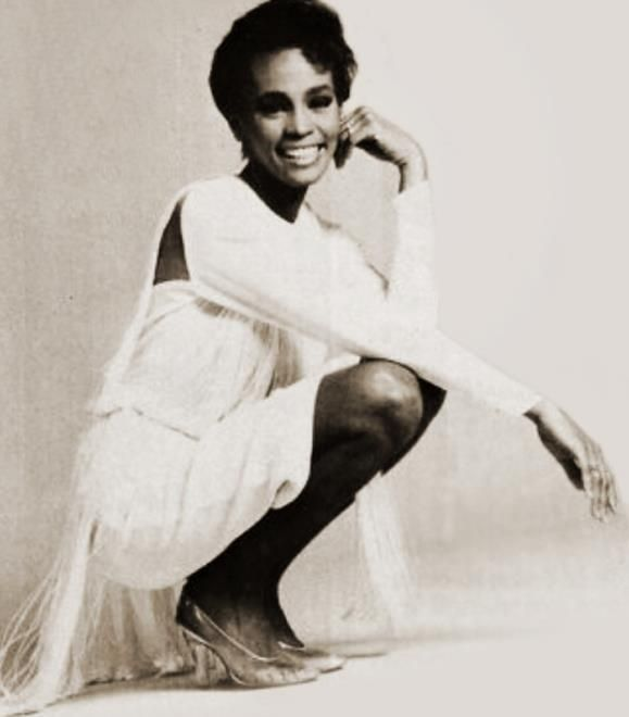 She was beautiful; WHITNEY HOUSTON.