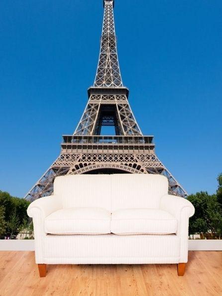#Paris #Paryz #fototapeta #cityoflove #France #Francja #dekorujemysciany #dekoracja #wnetrze #interior #EiffelTower #Eiffel Przenieść się do miasta miłości ze swoją drugą połówką! Na romantyczny spacer wokół wieży Eiffla :)