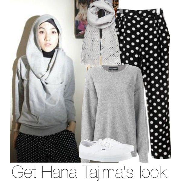 Get Hana Tajima's look