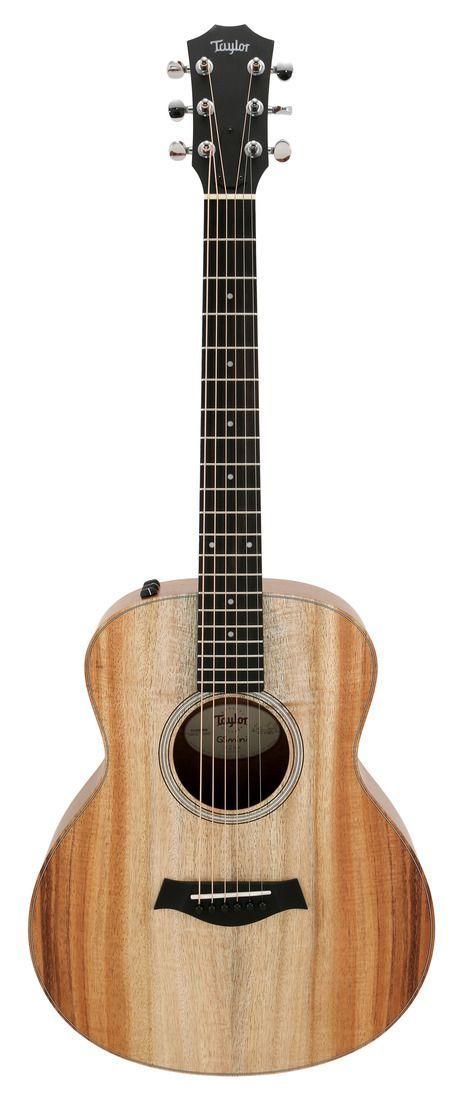 Taylor GS Mini-E Koa Travel Acoustic Electric www.rainbowguitars.com/