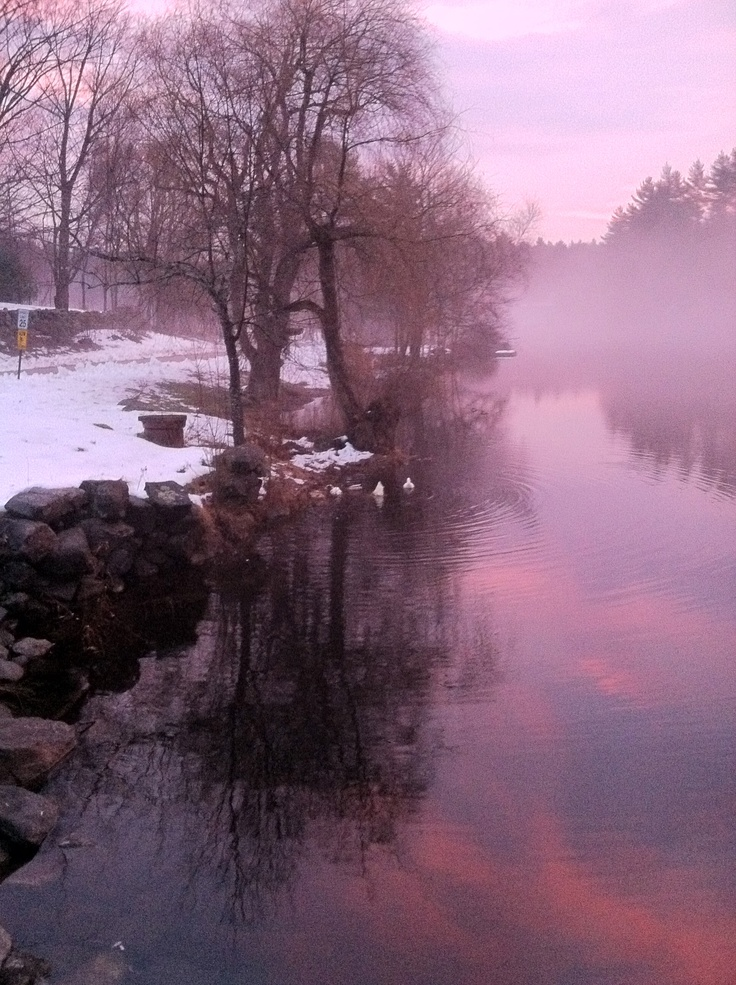 Otterpond, New London, NH 2012