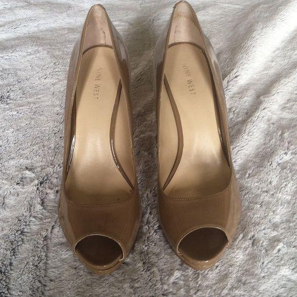 SALE! Nine West heels Nine West heels. Very Gently used. Good condition. Nine West Shoes Heels
