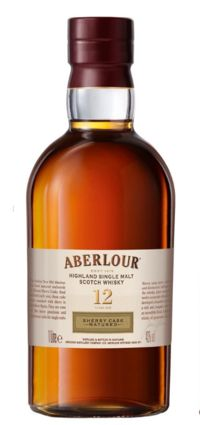 Aberlour 12y Sherry Cask Matured, Highland Whisky 40% 1 L