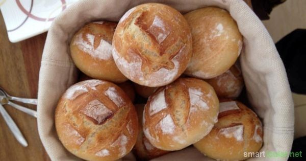 Das schnellste Brot mit Geling-Garantie