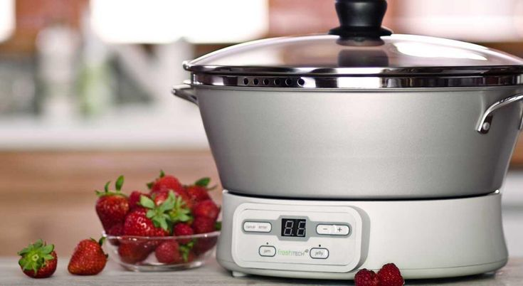 Ball® FreshTECH Automatic Jam & Jelly Maker Do I really need this? I wonder how well it works.
