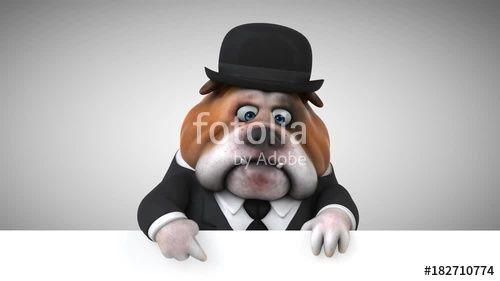 """Téléchargez le clip vidéo libre de droits """"Fun Bulldog - 3D Animation"""" réalisé par julien tromeur au meilleur prix sur Fotolia.com. Parcourez notre banque d'images en ligne et trouvez la vidéo parfaite pour vos projets marketing !"""