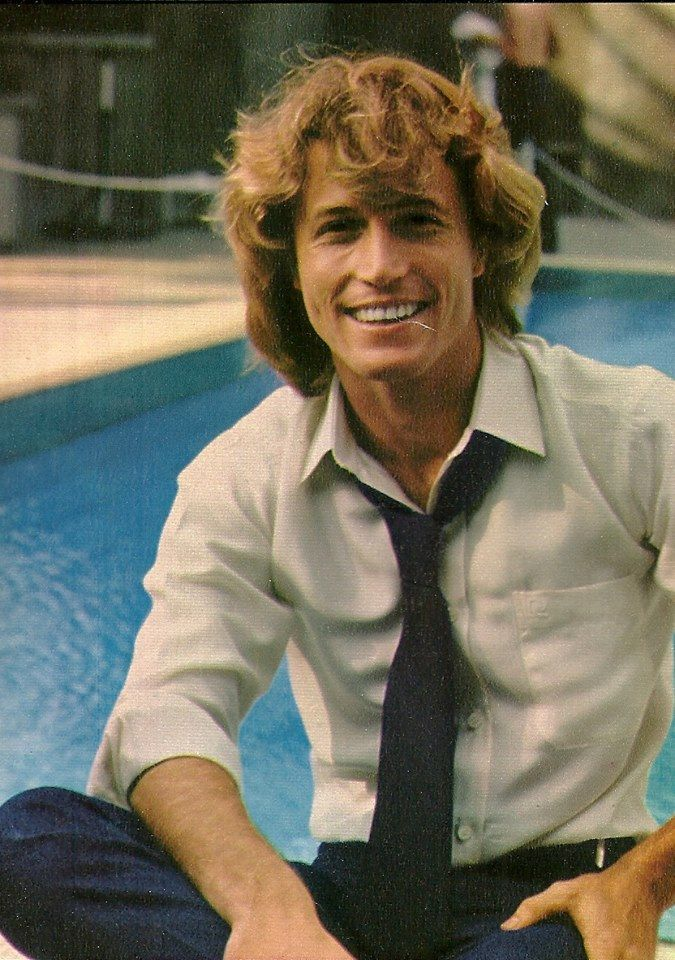 Pin by Rose Huber on Andy Gibb II | Pinterest