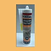 Glue10 - Single Tube - Universal Adhesive for Styrofoam Ceiling Tiles