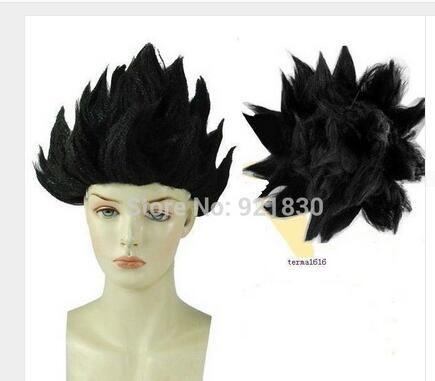 $23.50 (Buy here: https://alitems.com/g/1e8d114494ebda23ff8b16525dc3e8/?i=5&ulp=https%3A%2F%2Fwww.aliexpress.com%2Fitem%2Fblack-Cosplay-Costume-Wig-Dragon-Ball-Z-Goku-Japan-Anime-Wig-cosplay-animation-ladies-Medium-Hairnet%2F32648633140.html ) black Cosplay Costume Wig Dragon Ball Z Goku Japan Anime Wig cosplay animation ladies Medium Hairnet Synthetic fibre hair wigs for just $23.50
