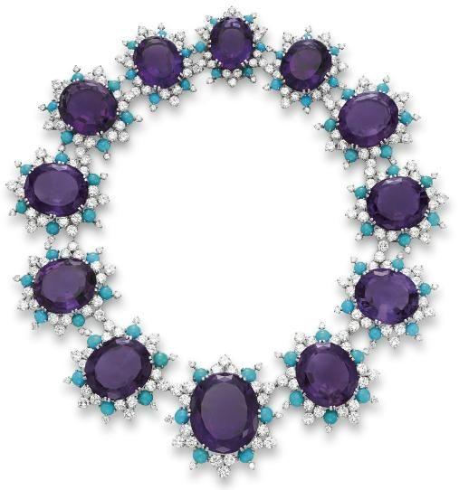 Cartier necklace ca.1960 via Christie's