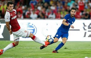 With Chelsea back to competing on all fronts, Antonio Conte has emphasised Cesc Fabregas' role in carrying the team's attacking b...