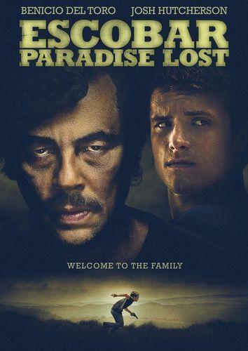 Escobar: Paradise Lost [DVD] [2014]