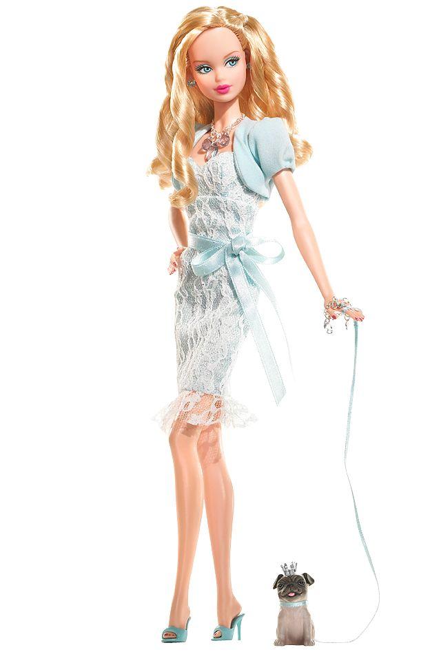 missaquamarinebarbiedollpinklabel2007bybill