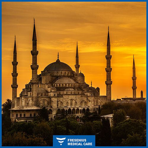 Feel the spirit! The stunning Blue Mosque… #Istanbul
