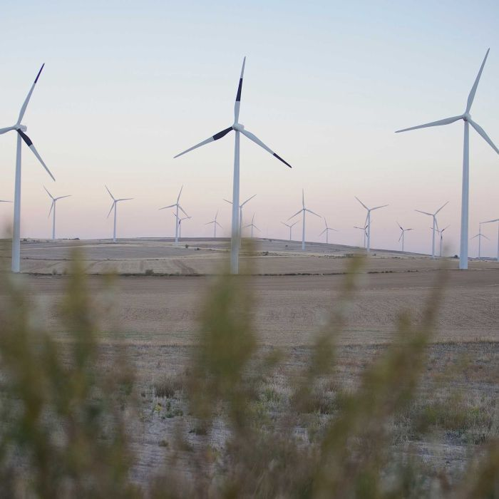 """Spain aiming for 100 per cent renewable energy: """"Enough wind energy is being generated in Spain to power more than 29 million homes every day according to one of the country's biggest renewable energy companies."""" http://ift.tt/2etWs8n"""