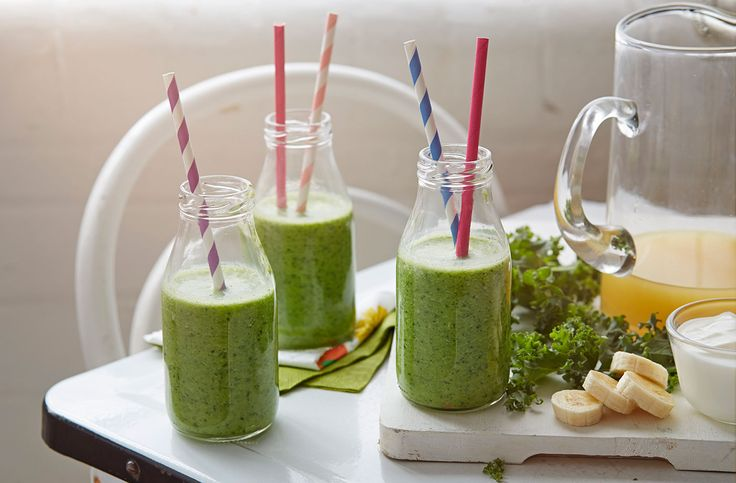 Tropical green breakfast smoothie | Tesco Real Food