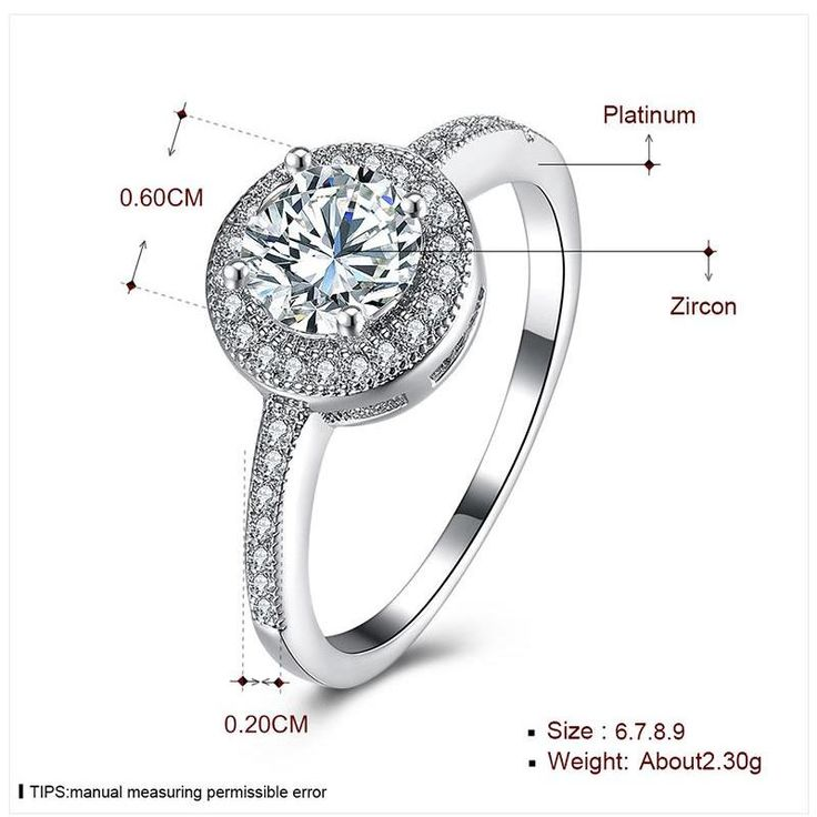 >> Click to Buy << New Big Oval-cut 5Egg Shaped Cubic Zirconia Stone Finger Ring Engagement Rings for Women White Gold Plate Ring Size 6,7,8,9 #Affiliate