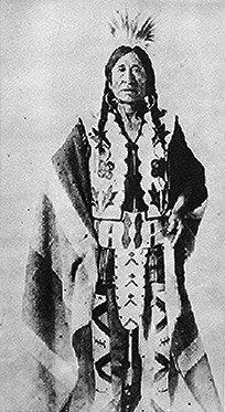 Stone Child a Chippewa Chief