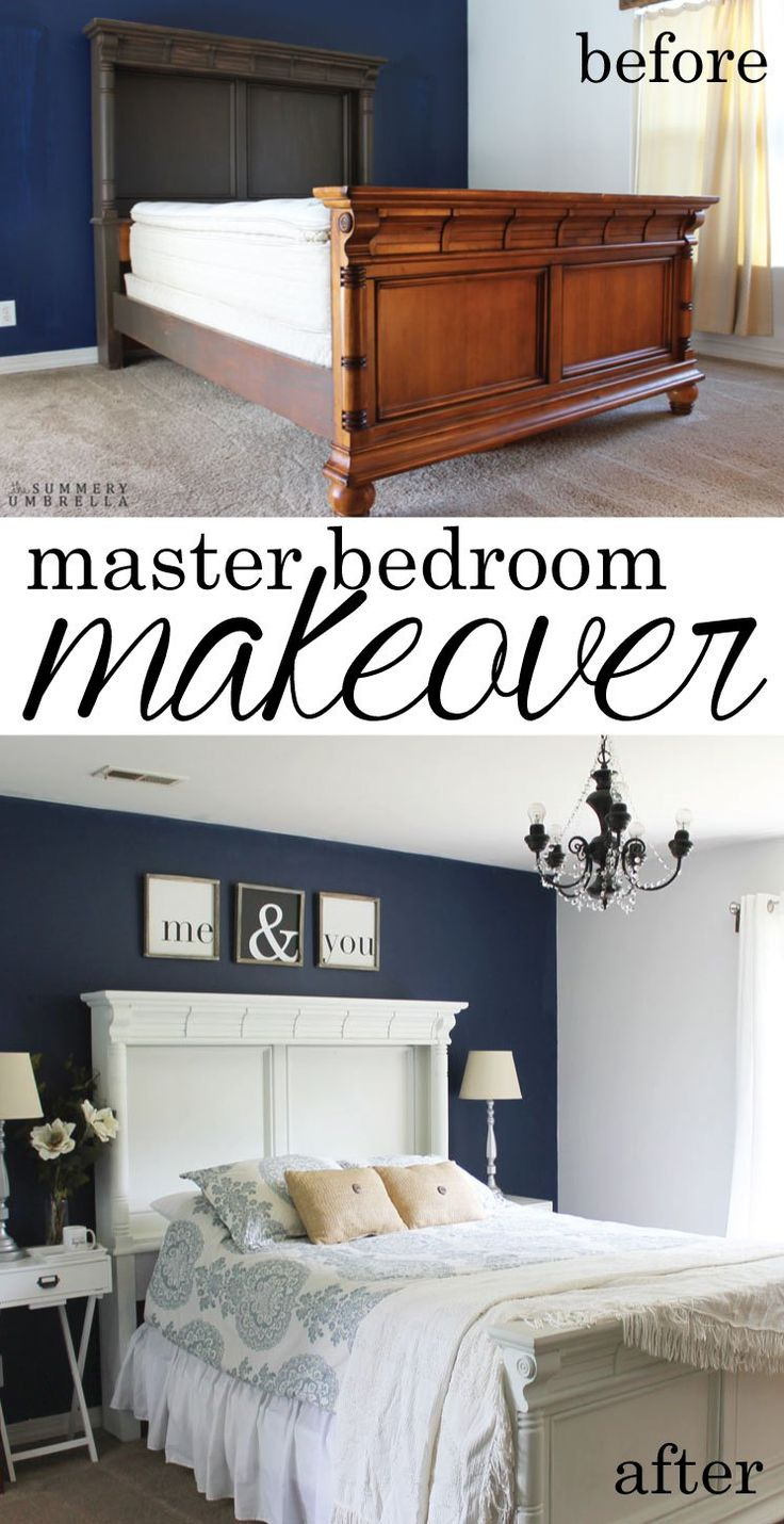Do You Need A Master Bedroom Makeover Believe It Or Not You Don T Need To Spend A Lot Of Money To Achieve A Gorgeous Space