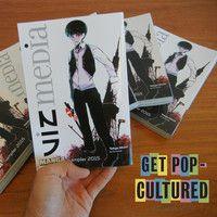 "Crunchyroll - Barnes & Noble Celebrates ""Manga Mania"" With Free Samplers"