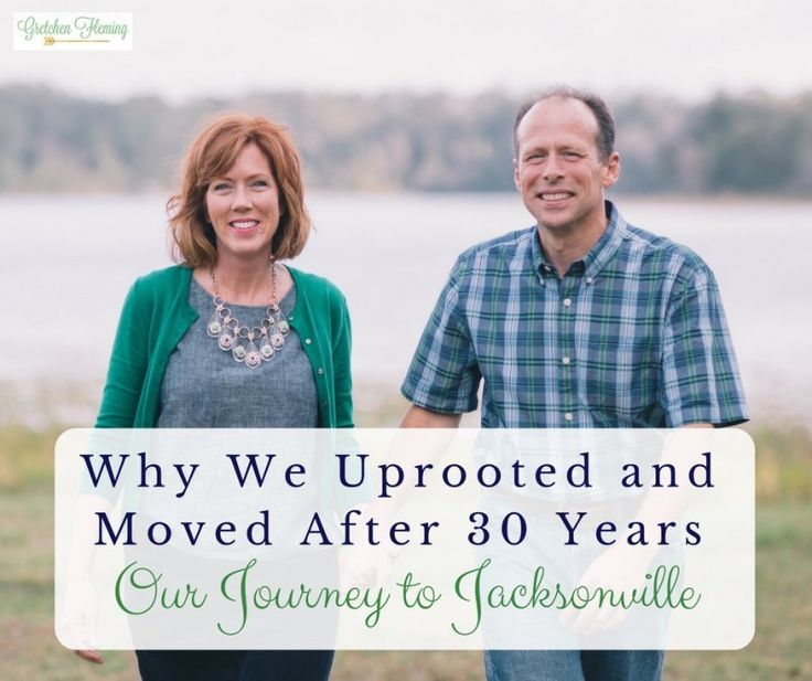 Why We Uprooted and Moved After 30 Years- Our Journey to Jacksonville