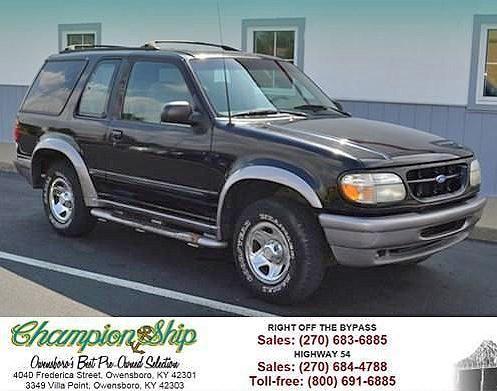 1997 Ford Explorer 2-Door... Sport SUV for sale under $1000 in Kentucky KY