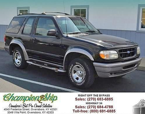 1997 Ford Explorer 2-Door... Sport SUV for sale under $1000 in Kentucky KY