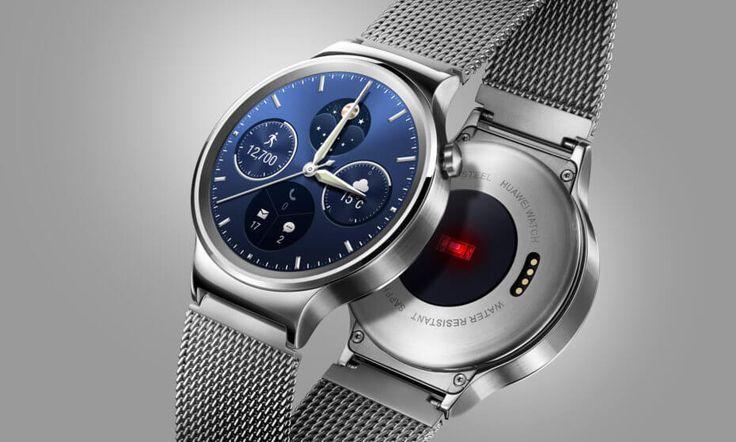 Πλησιάζει ο αντικαταστάτης του Huawei Watch (Φήμες)