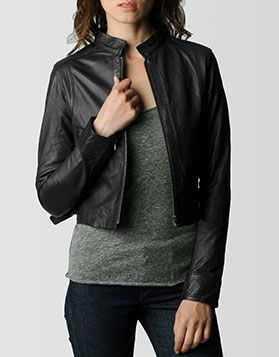Jackets for Women | Leather & Jean Jackets at TRUE RELIGION #TRHoliday13