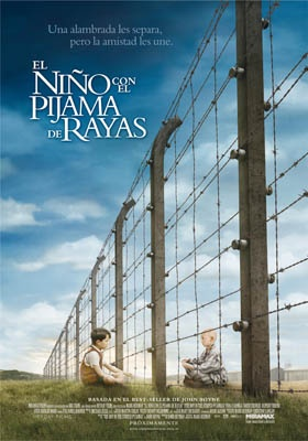 Title: The Boy in the Striped Pyjamas  Original title: The boy in the striped pajamas  Director: Mark Herman  Country: United Kingdom, United States  Year: 2008  Duration: 94 min.  Genre: Drama, Thriller, War