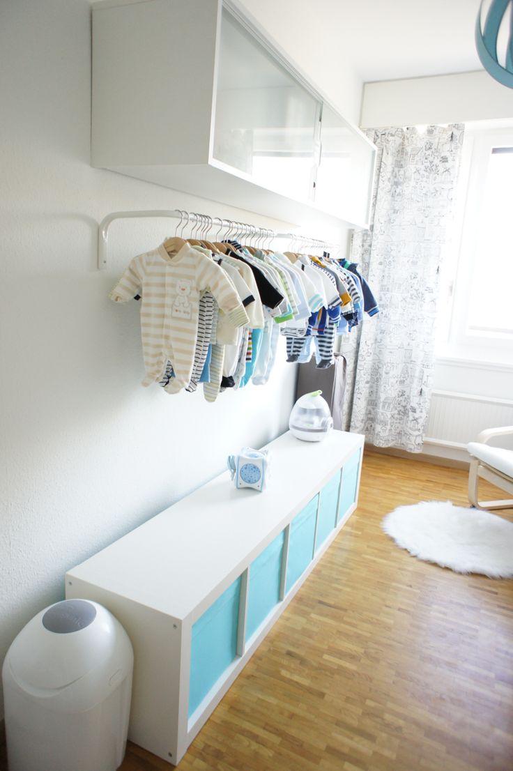 les 25 meilleures id es de la cat gorie penderie enfant sur pinterest stockage de d guisement. Black Bedroom Furniture Sets. Home Design Ideas